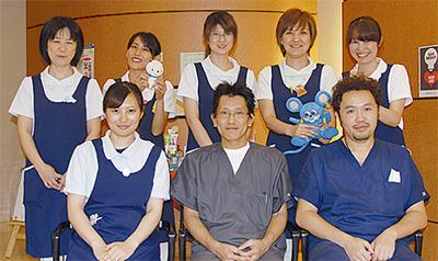 「予防を重視する歯科医院です」