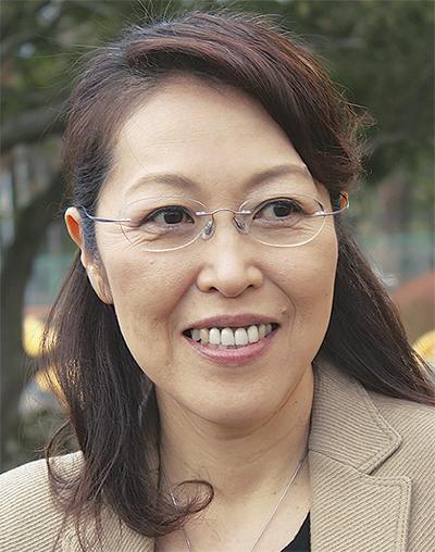 石井 美恵子さん