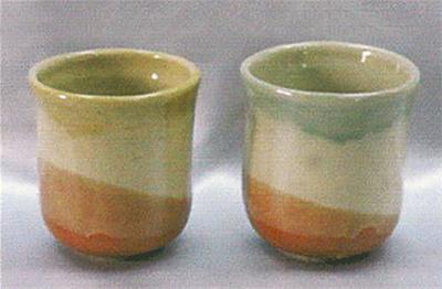 陶芸と写真のコラボ