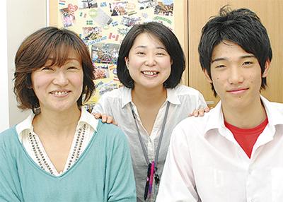 「屋久島のスクーリングで子どもに大きな変化がありました」