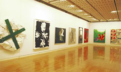 女流画家55人展