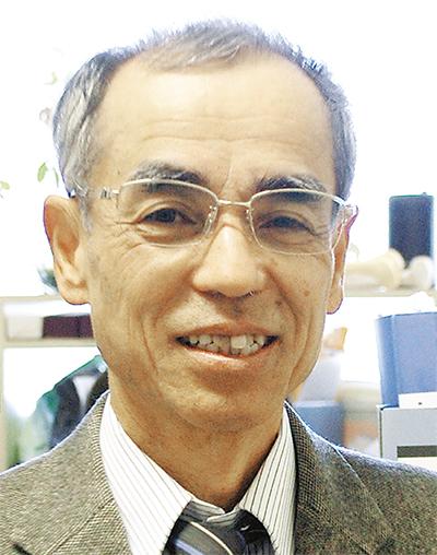 馬渕清資(きよし)さん