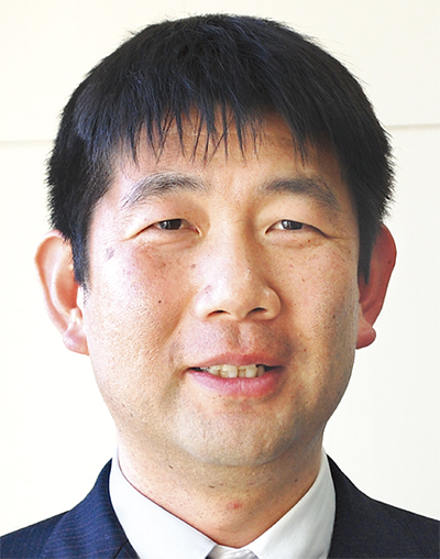 金子 温(あつし)さん