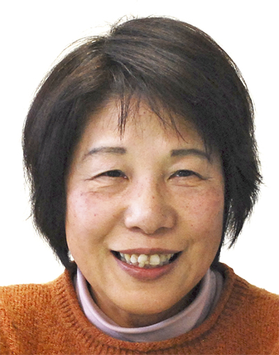 櫻井 奈津子さん