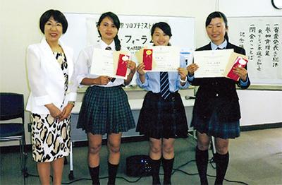 高校生 女子教育考える