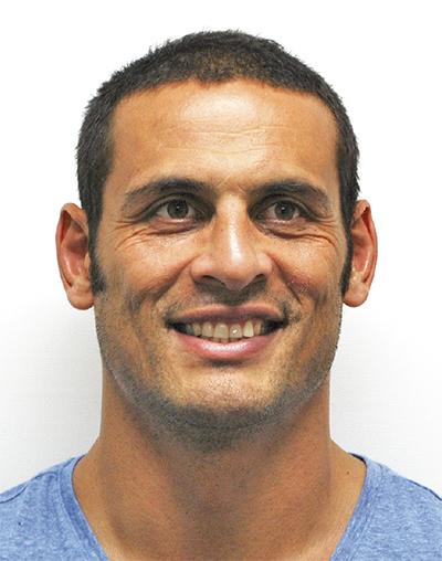 ラグビー元日本代表で、今季から三菱重工相模原ダイナボアーズに移籍した ニコラス・ライアンさん 都内在住 36歳