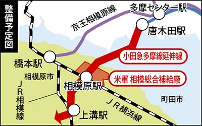 小田急多摩線 延伸へ加速