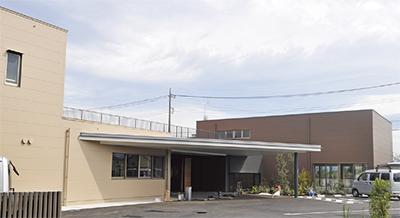 田名に児童支援施設開所