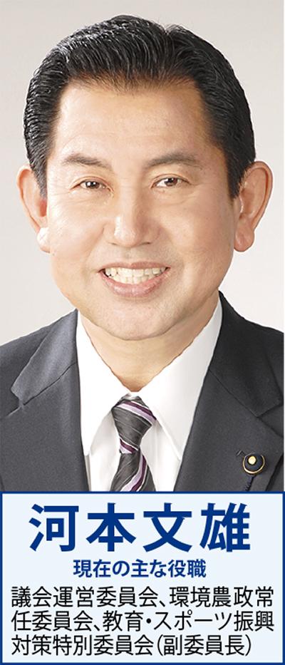 県の予算・施策に対し「提言書」を提出