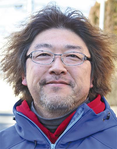 松橋 利光さん