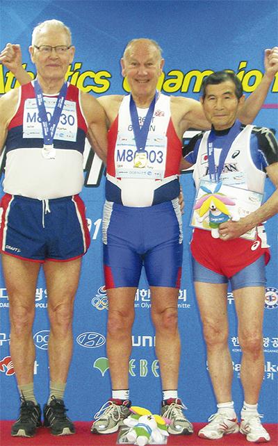 石川さん、7種目でメダル