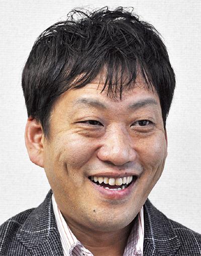 井戸 和宏さん