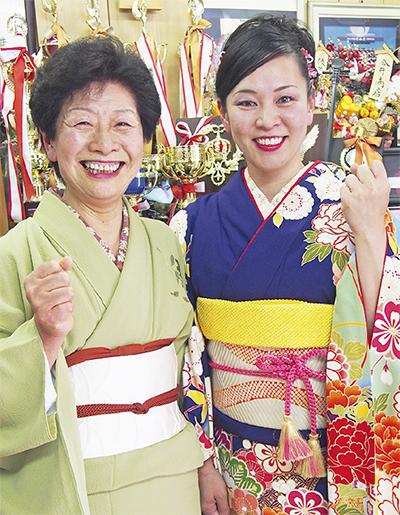 日本民謡フェスに出場