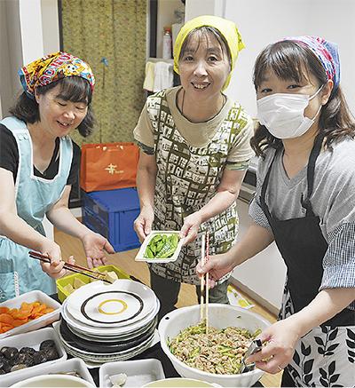 氷川町子ども食堂1周年