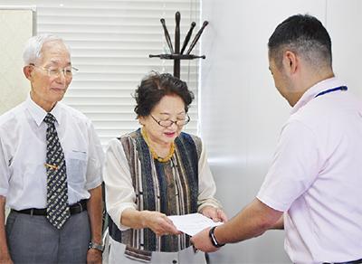 県へ「地元と再生」要望