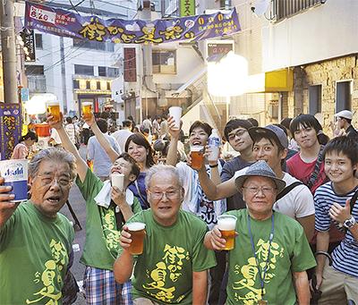 「ビール祭」完全復活