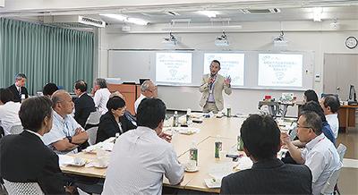市内教育の連携強化図る