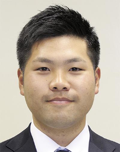 後藤 優輝さん