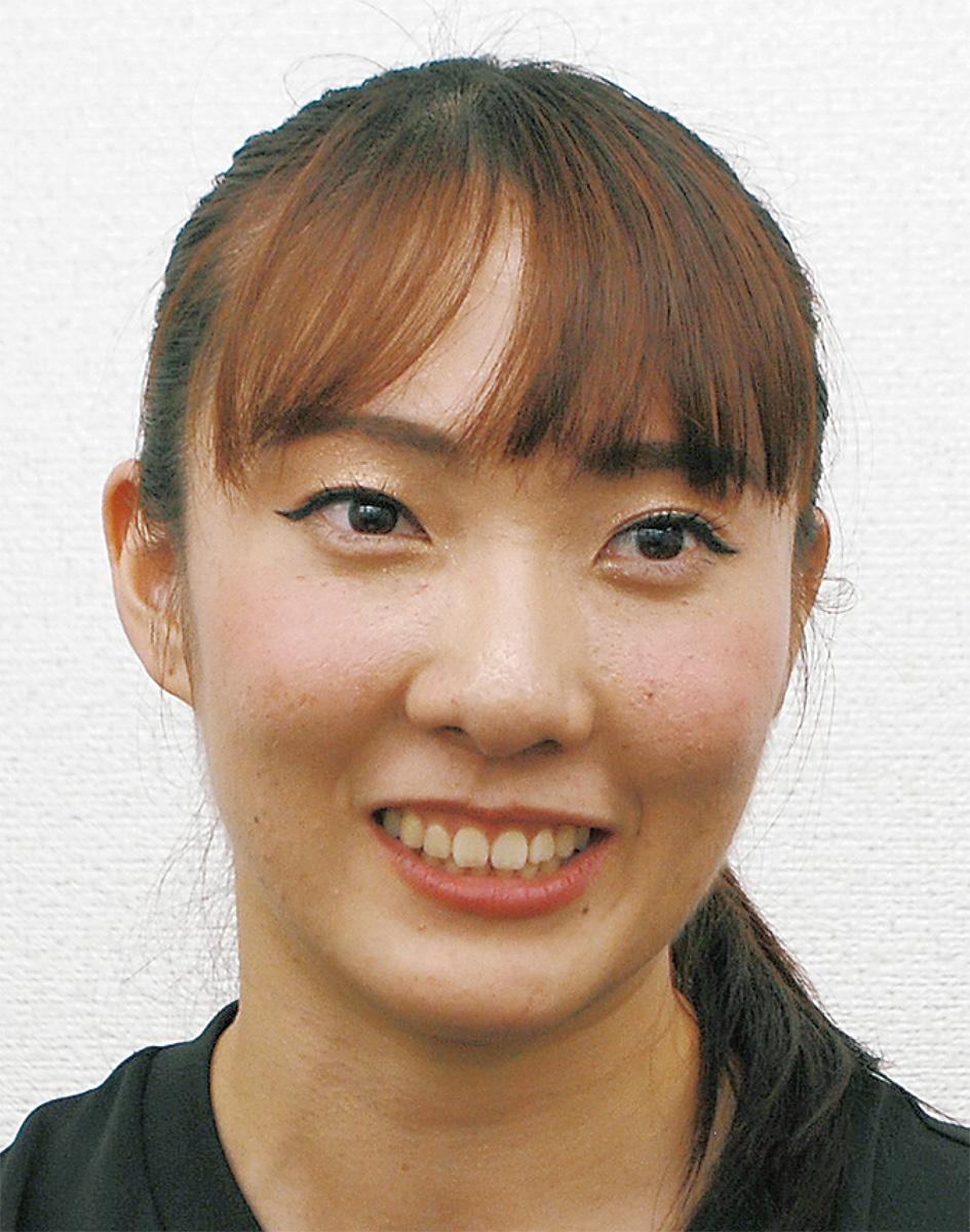 田上(たがみ) 絢子さん