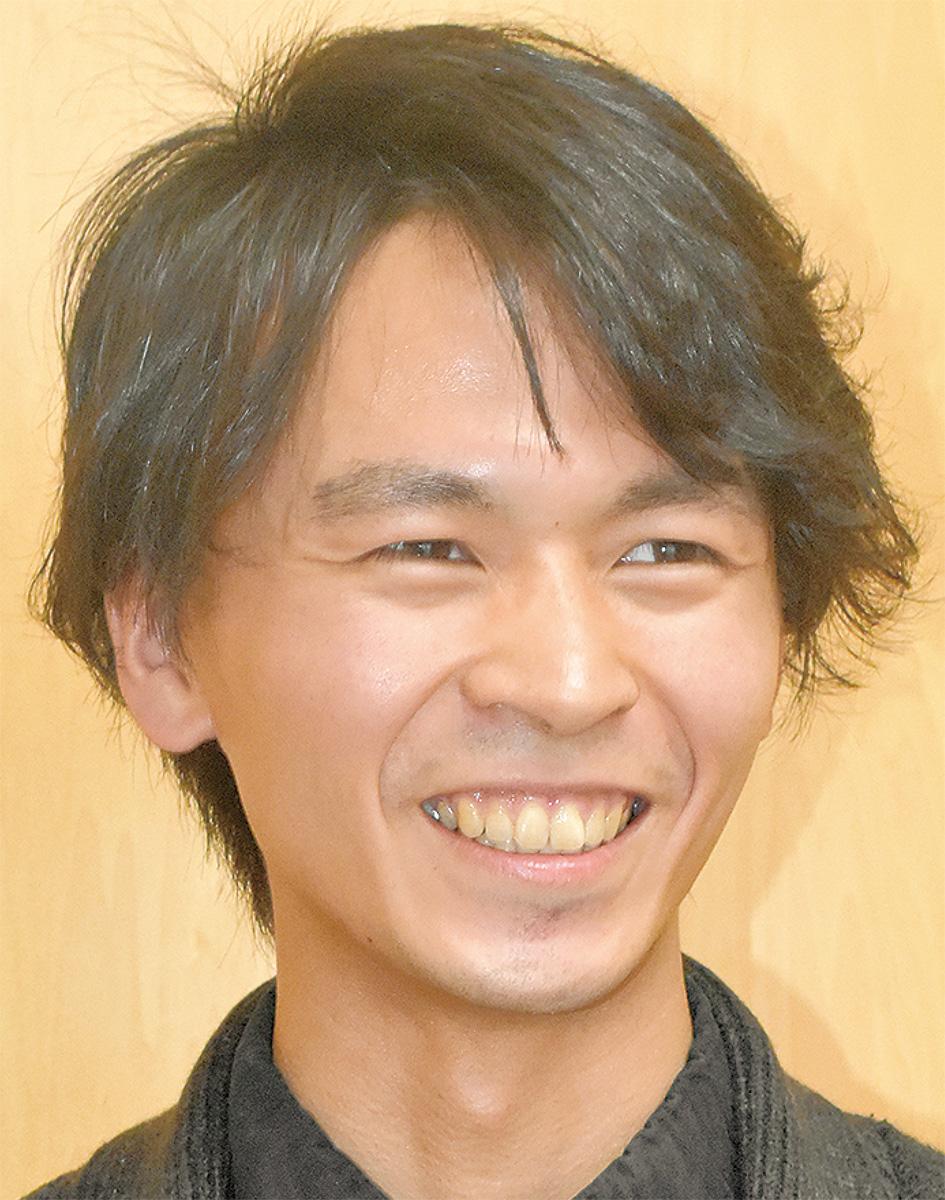 陶山(すやま) 岳志さん