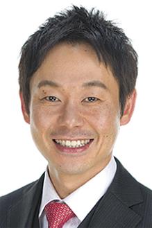 富山泰庸氏