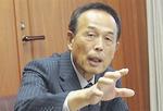 南区の将来像について語る加山市長