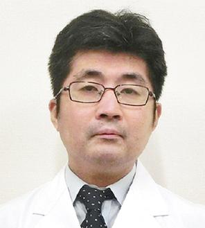 放射線科部長代理 古川医師