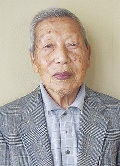 講師を務める100歳の阿部種雄さん