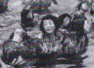 映画「ひろしま」の一場面