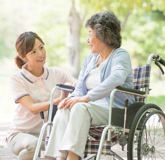 利用者が「自分らしく暮らす」ための介護サービスを提供