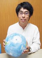 南極から「衛星授業」