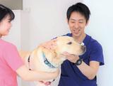 狂犬病予防接種時に健康チェックを