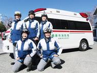 県内初の日勤救急隊創設