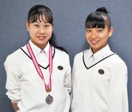 新体操 全日本の舞台へ