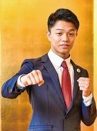 中谷選手、世界初挑戦