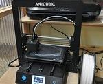 フレームを作る3Dプリンター