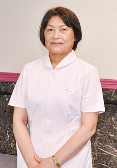相模原南病院の看護師 木藤和子さん