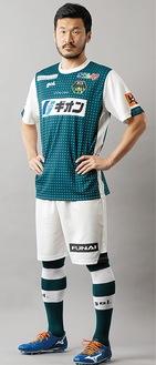 昨シーズンに続き、今季もキャプテンを務める富澤選手 ©SC相模原