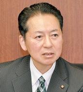 新議長に中村昌治氏