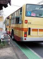 「危険なバス停」区内20カ所