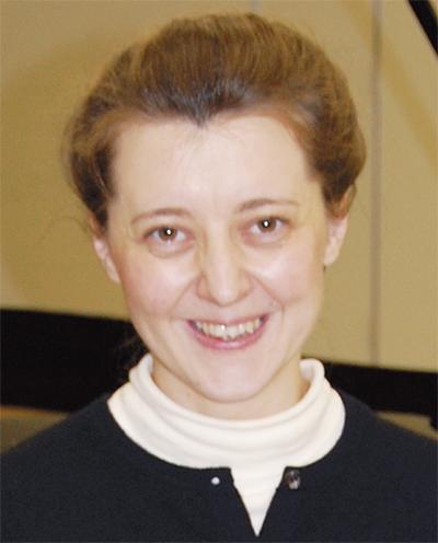 イリーナ・メジューエワさん