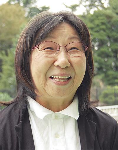 北島 芳枝さん