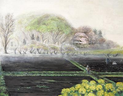 東北もイメージ「森の春」