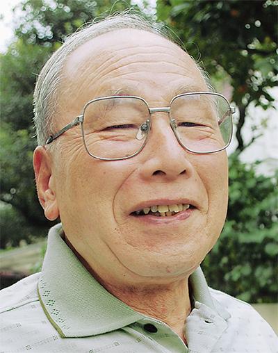 長谷川敏(さとし)さん