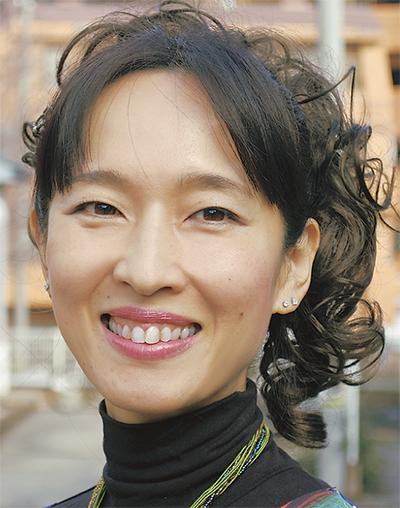 坪井 智子さん