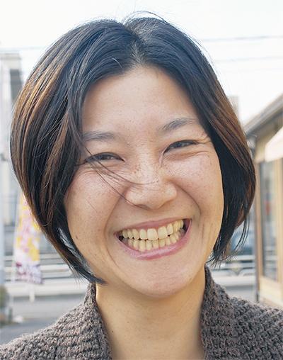 竹内 亜紀さん