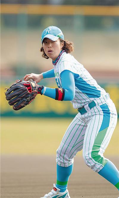 8月、相模原で女子プロ野球
