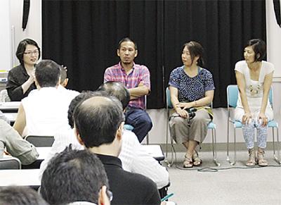 福島の「今」を報告