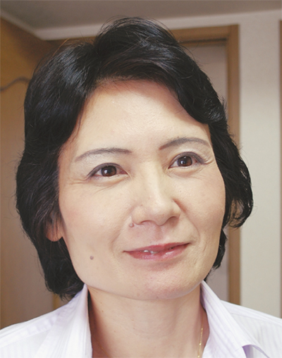安達 美佐さん