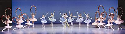 白雪姫をバレエで